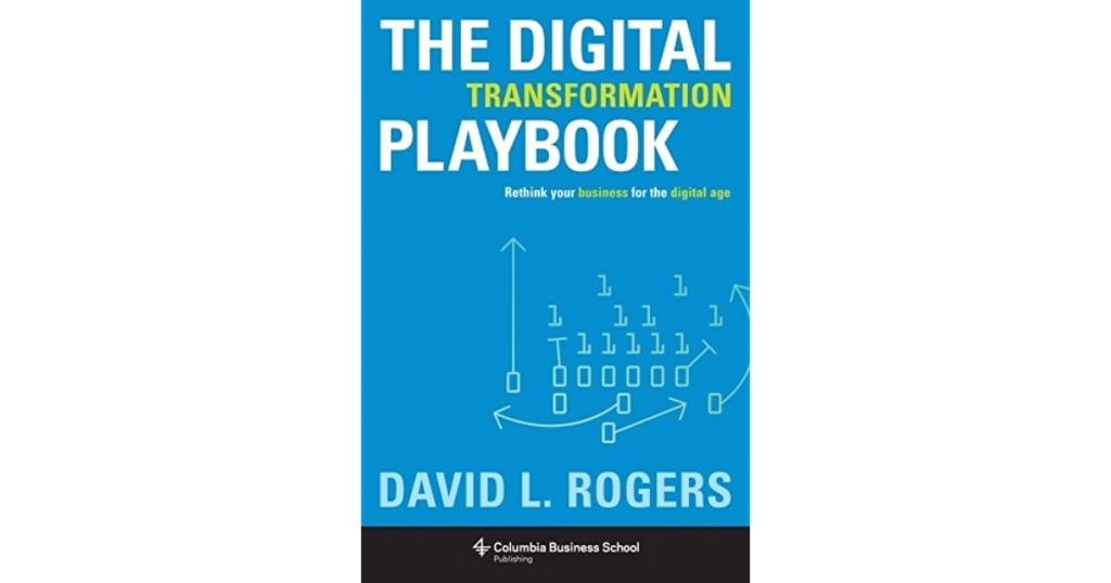 the digital transformation playbook cover